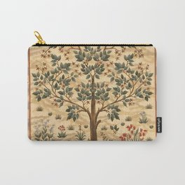 """William Morris """"Tree of life"""" 3. Carry-All Pouch"""