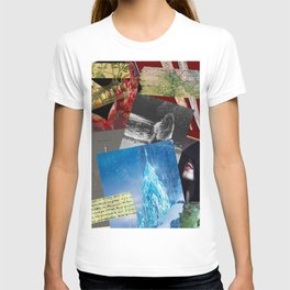 Throne of Glass  Collage T-shirt