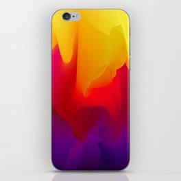 Abstract Vector Illustration. Modern Pattern. iPhone Skin