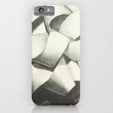 Ribbon - Graphite Illustration iPhone 6s Slim Case