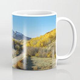 Morning on the San Juans Coffee Mug