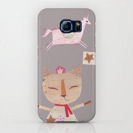 Collage Cat Colour iPhone Case