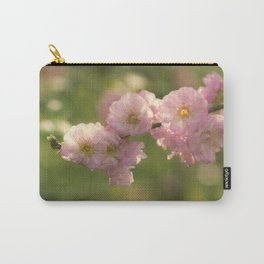 Almondblossoms in LOVE - Cherryblossom Flower Floral Carry-All Pouch