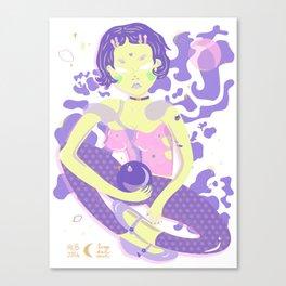 Clara 2.0 Canvas Print