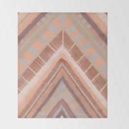 Arrowhead | Earthy Throw Blanket