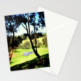 Life in the Alpine Ranges - Australia Stationery Cards