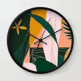 Bali Special Edition Wall Clock