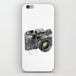 Take A Picture ! iPhone Skin