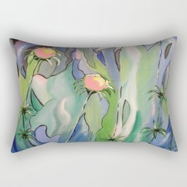 La Flora Rectangular Pillow