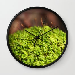 Moss Hill Wall Clock
