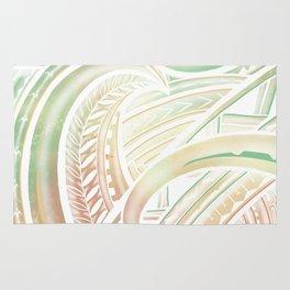 Opaque Polynesian Rug