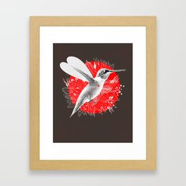 OurLittleWorld Framed Art Print