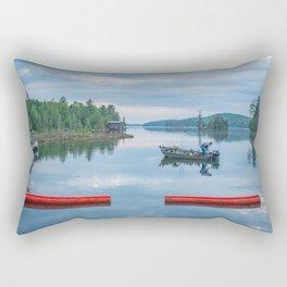 Palmerston Lake Rectangular Pillow