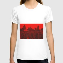 Red Monks - Cambodia T-shirt