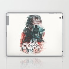 Not What They Seem Inspired by Twin Peaks Laptop & iPad Skin