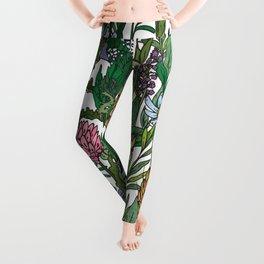 Exquisite Garden Leggings