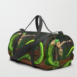Pole Creatures: Nagi Duffle Bag