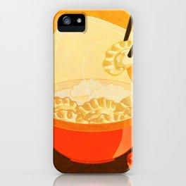 Dumpling Mania iPhone Case
