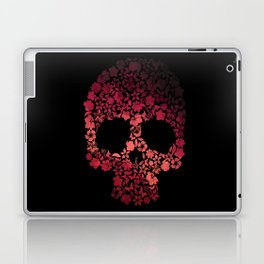 Pirate rose et noir colors urban fashion culture Jacob's 1968 Paris Agency Laptop & iPad Skin