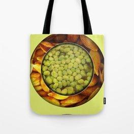 Food Mix Tris Tote Bag