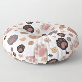 Lift Your Paws Floor Pillow
