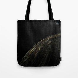 Quarter Bubble Tote Bag