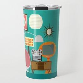 Junkshop Window Travel Mug