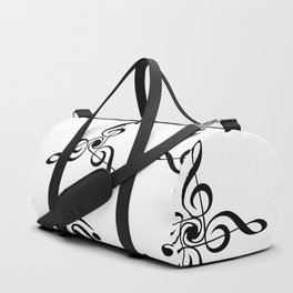Music Mix Duffle Bag