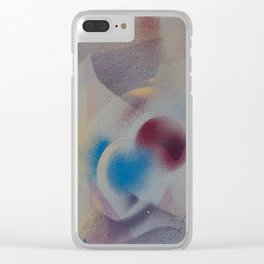 Uji Studies in Being-Time #8 Clear iPhone Case