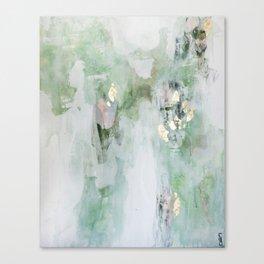 Leaf It Alone Canvas Print