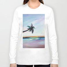 Be Back At Sunset Long Sleeve T-shirt