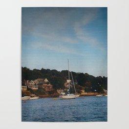 serene sailing Poster