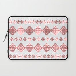 Pattern - Family Unit - Slavic symbol Laptop Sleeve