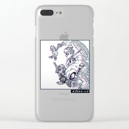 Squad Clear iPhone Case