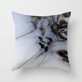 Fractal Throw Pillow