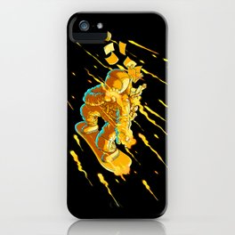 The Messenger iPhone Case