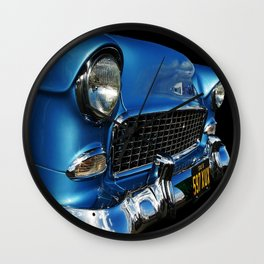 1955 Chevy American Icon Wall Clock