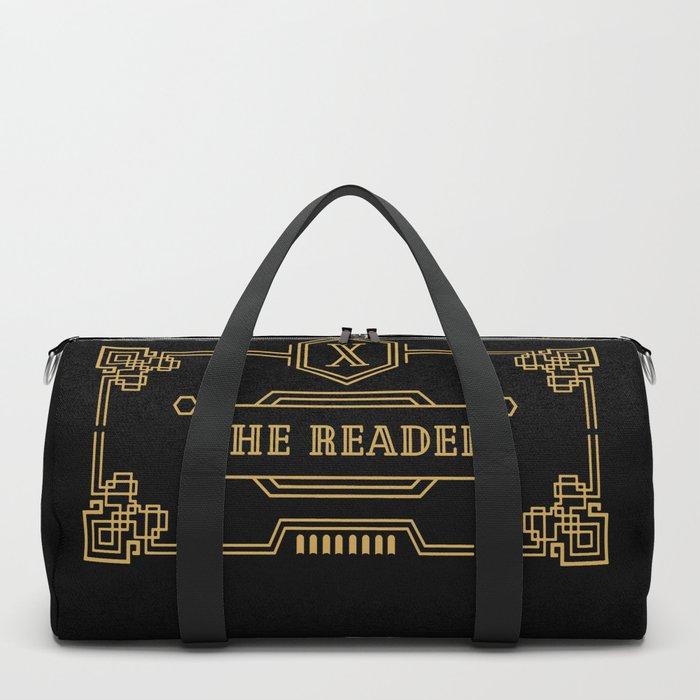 The Reader X Tarot Card Duffle Bag