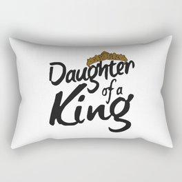daughter of a king Rectangular Pillow