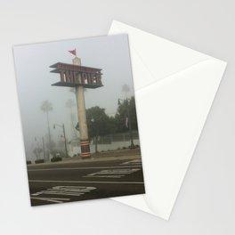 RB Pier: Fog Stationery Cards