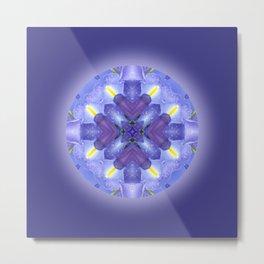 Harmony Mandala for your Inner Peace Metal Print