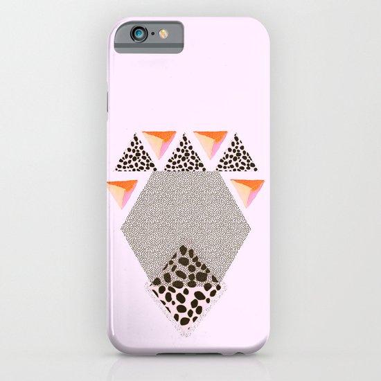 LEOPARD DIAMOND iPhone & iPod Case
