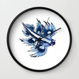 Glaucus atlanticus Wall Clock
