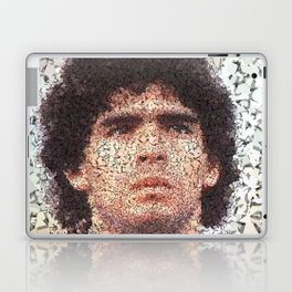 Homage to Maradona  Laptop & iPad Skin