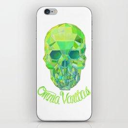 Omnia Vanitas  iPhone Skin