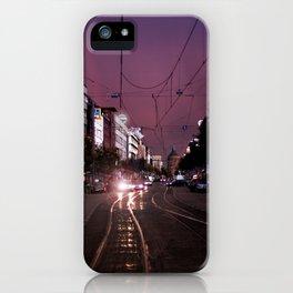 Mannheim City iPhone Case