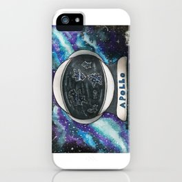 Too Much Space iPhone Case