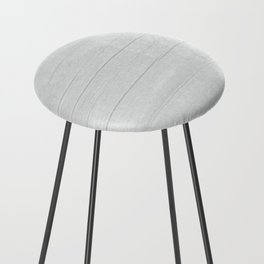 Gray Weathered Wood Counter Stool
