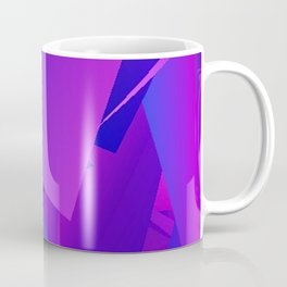 Rhapsody in Blue 3 Coffee Mug