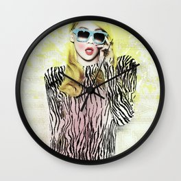 2NE1 - CL (BAZAAR) Wall Clock